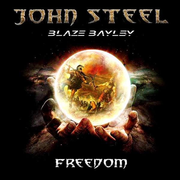 John Steel (feat. Blaze Bayley) - Freedom (2014)