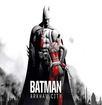 Batman Arkham City Theme for Windows 7-8-8.1 indir