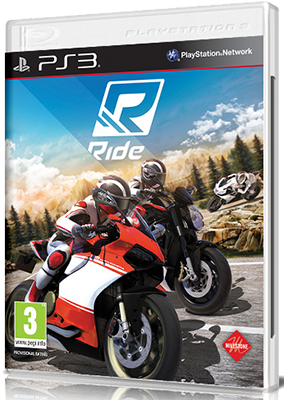 [PS3] RIDE (2015) - FULL ITA