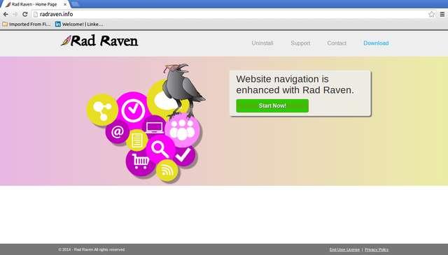 Usuń Rad Raven reklamy