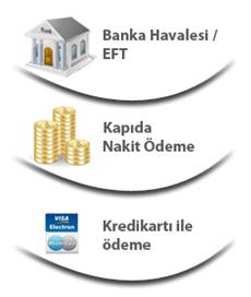 Ödeme Seçenekleri