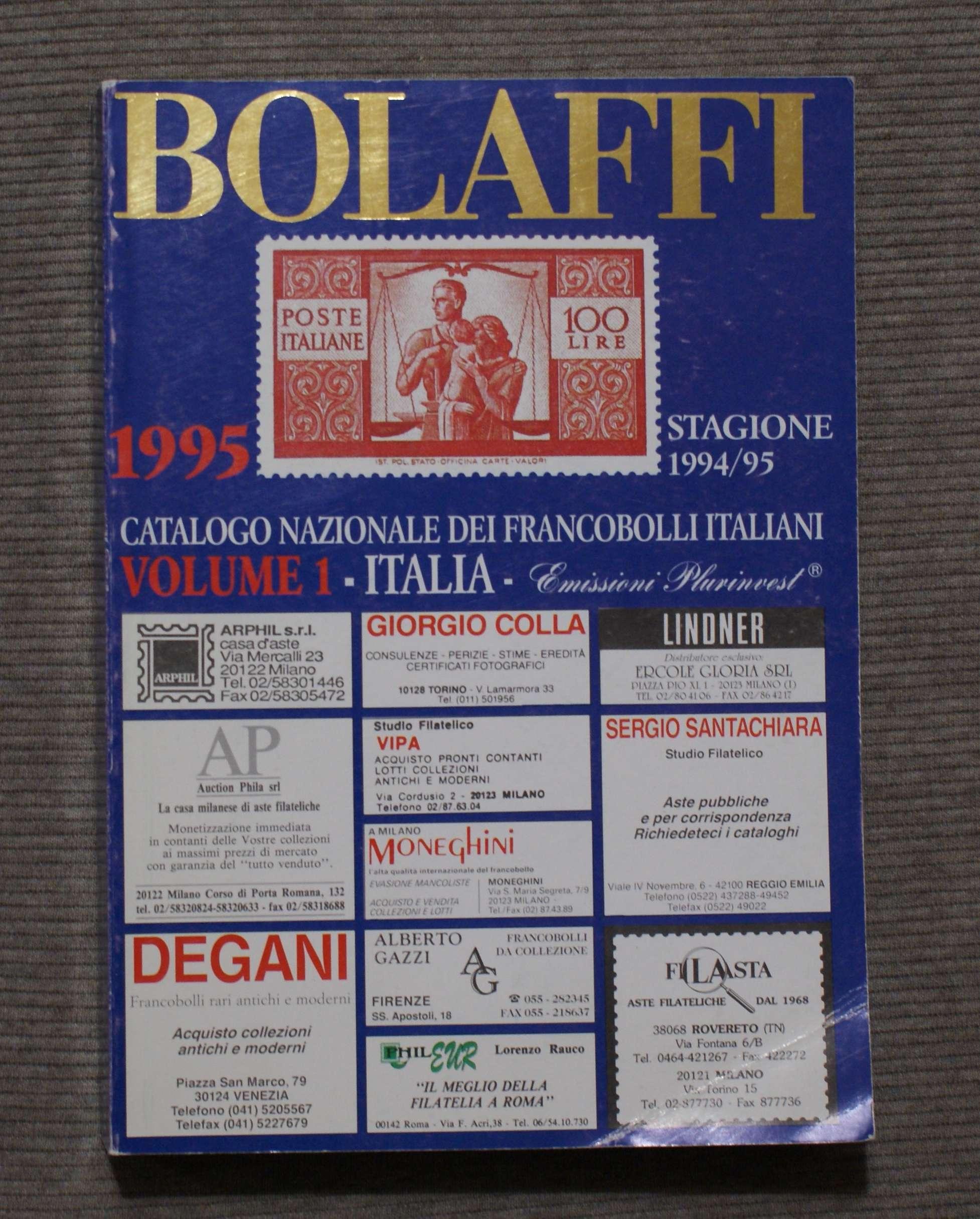 Francobolli Italiani: Catalogo Nazionale Dei Francobolli