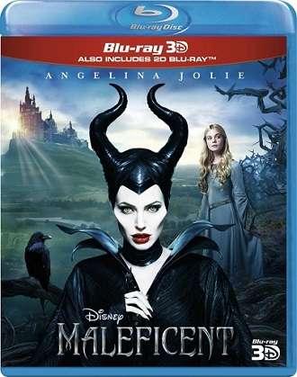 Malefiz - Maleficent - 2014 3D BluRay 1080p Half-SBS DuaL MKV indir