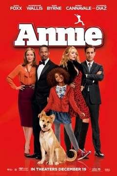 Annie - 2014 Türkçe Dublaj MKV indir