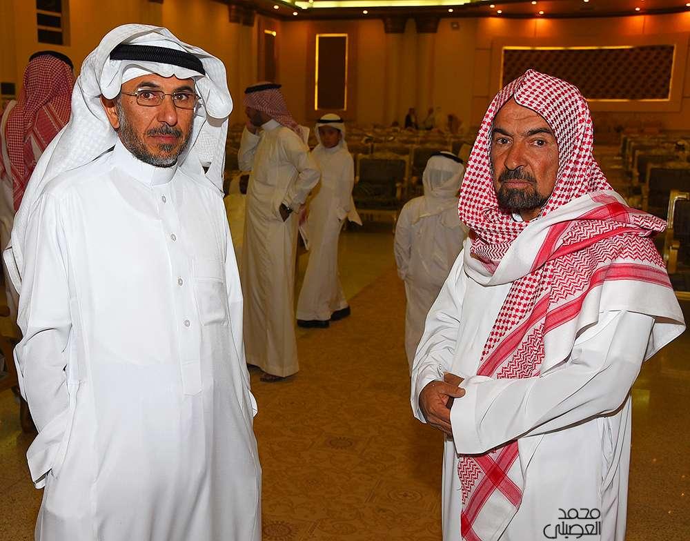 زواج السعيد العصيلي الخميس 1436/6/27هـ