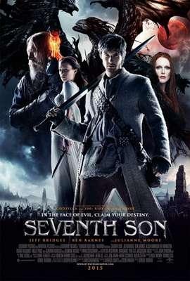Seventh Son เซเว่น ซัน บุตรคนที่ 7 จอมมหาเวทย์ HD 2015
