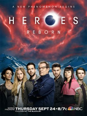 Heroes Reborn - S01E03 - Under the Mask