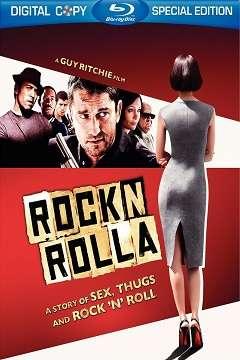RocknRolla - 2008 BluRay (720p - 1080p) DuaL MKV indir