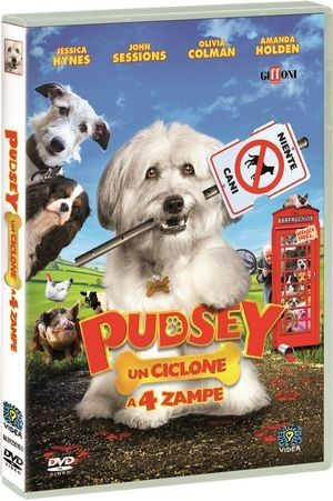 Pudsey - Un Ciclone A 4 Zampe (2014) DVD9 Copia 1:1 Ita Eng  - DDN