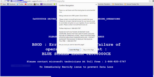 Remove I-computersupport.com