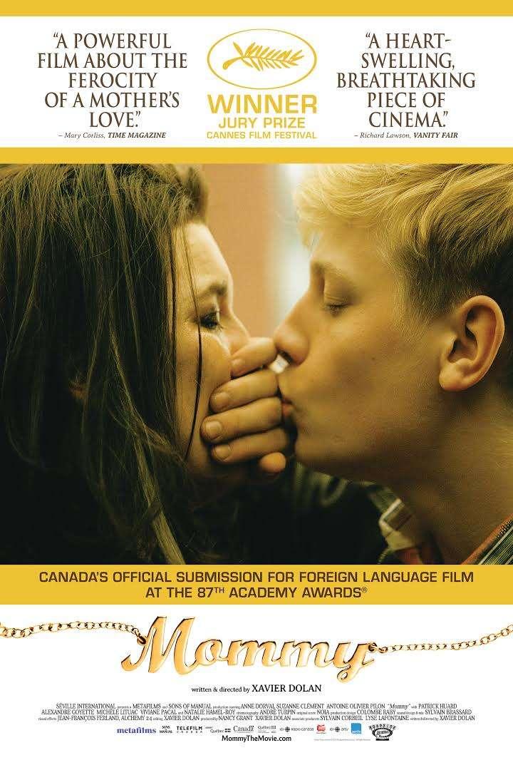 Mommy (2014) DVD9 Copia 1:1 ITA FRA - DDN