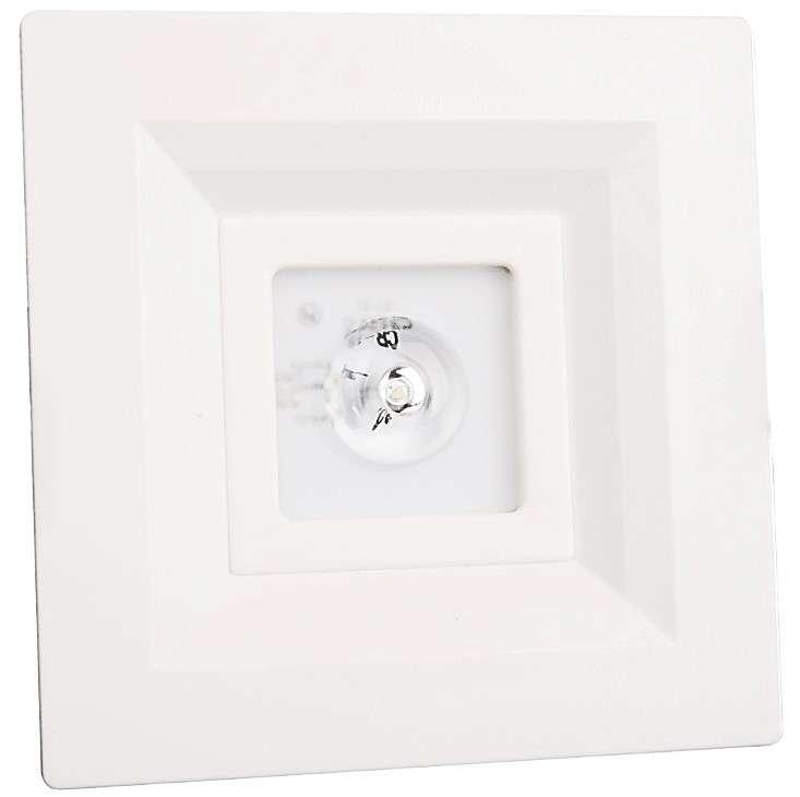 sicherheitsleuchte fluchtwegleuchte notleuchte notbeleuchtung exit led 046 ebay. Black Bedroom Furniture Sets. Home Design Ideas