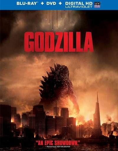 Godzilla - 2014 BluRay 1080p DTS x264 MKV indir