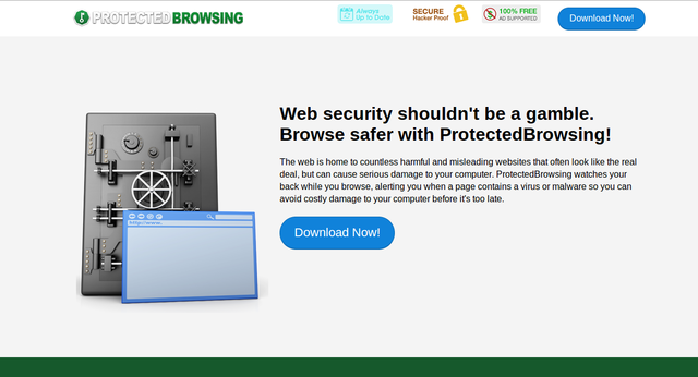 Remove Protected Browsing