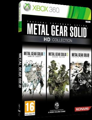 [XBOX360] Metal Gear Solid: HD Collection (2012) - SUB ITA