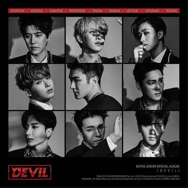 Super Junior - Devil (Full Special Album) K2Ost free mp3 download korean song kpop kdrama ost lyric 320 kbps