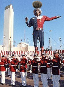 Big Tex With Tribble