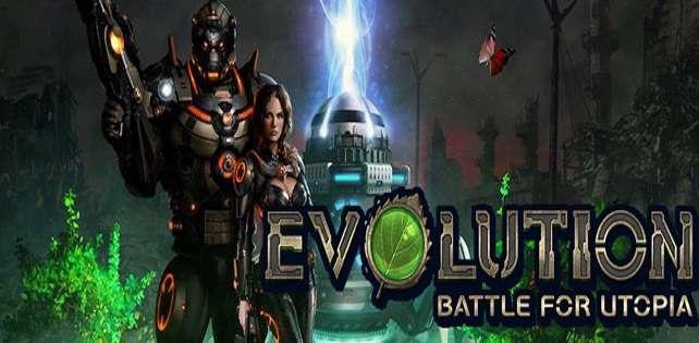 Evolution: Battle for Utopia v2.1.1 APK Full indir