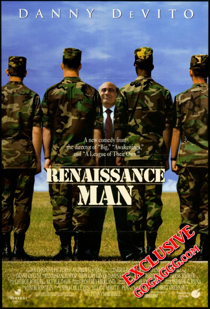 Renaissance Man | ადამიანი აღორძინების ხანიდან (ქართულად) [EXCLUSIVE]