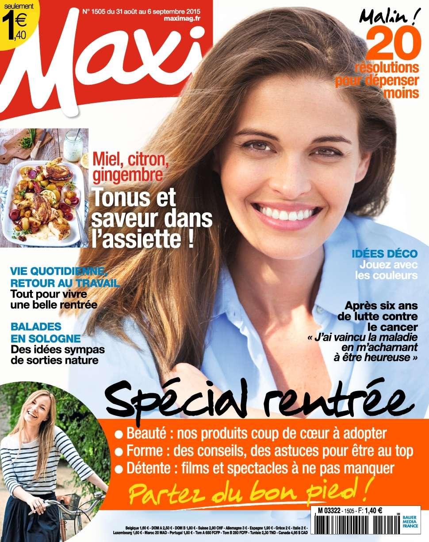 Maxi 1505 - 31 Aout au 06 Septembre 2015