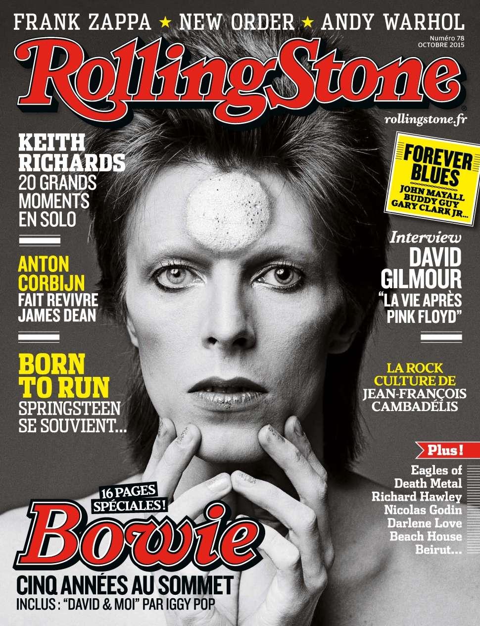 Rolling Stone 78 - Octobre 2015