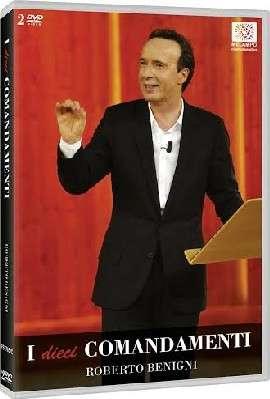 I Dieci Comandamenti- Roberto Benigni (2014) DVD9 Copia 1:1 ITA
