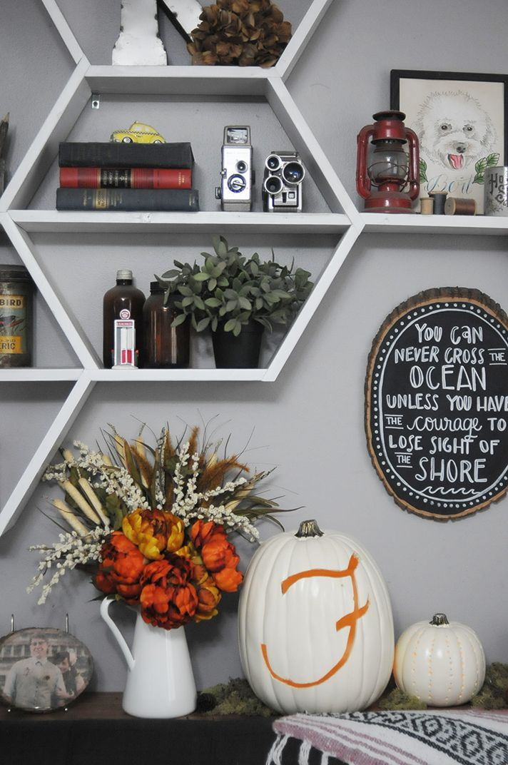 Michaels Makers Autumn Home Decor DIY