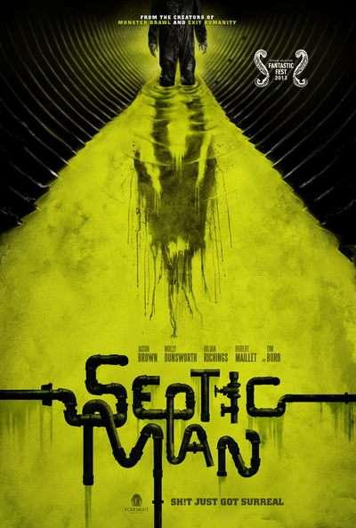 Septic Man 2014 pelicula de terror