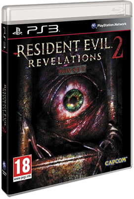 [PS3] Resident Evil: Revelations 2 - Episode 3 Judgement (PSN)(2015) - FULL ITA