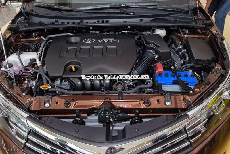 Ngoai hinh nang cap toan dien cua phien ban Toyota Altis 2015 18
