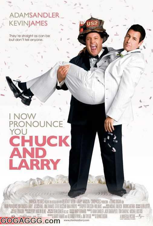 I Now Pronounce You Chuck & Larry | ჩაკი და ლარი: სახანძრო ქორწილი (ქართულად)