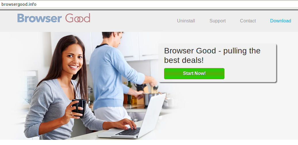 Remove Ads by Browser Goed