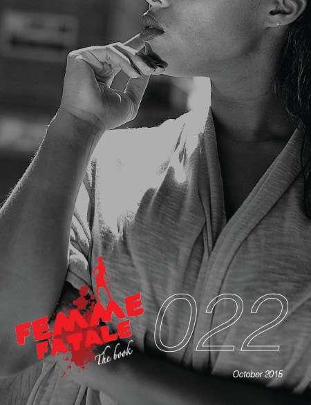 FEMME FATALE #022 - October 2015