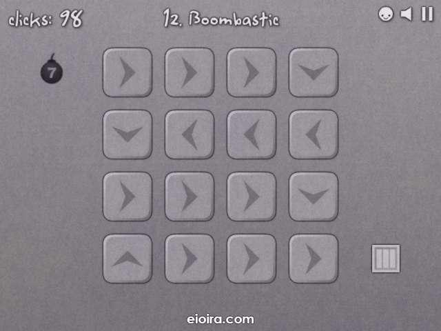 ClickPLAY 2 Level 12 Screenshot