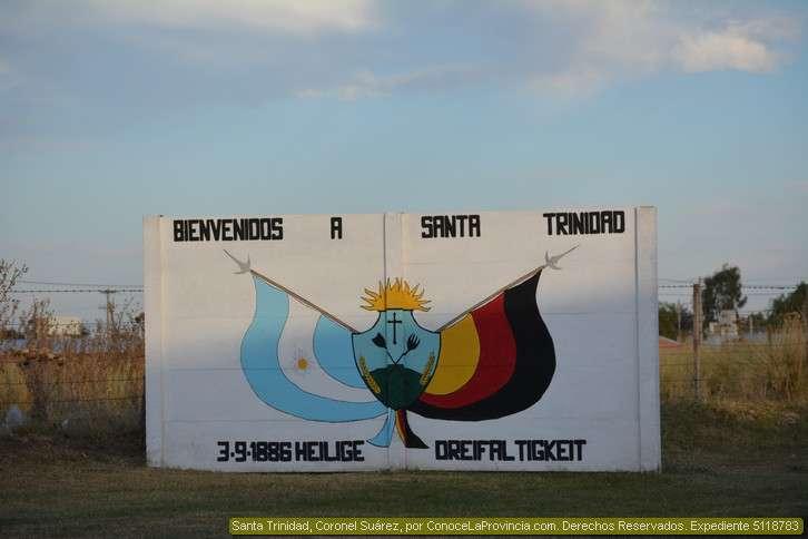 santa trinidad colonia uno