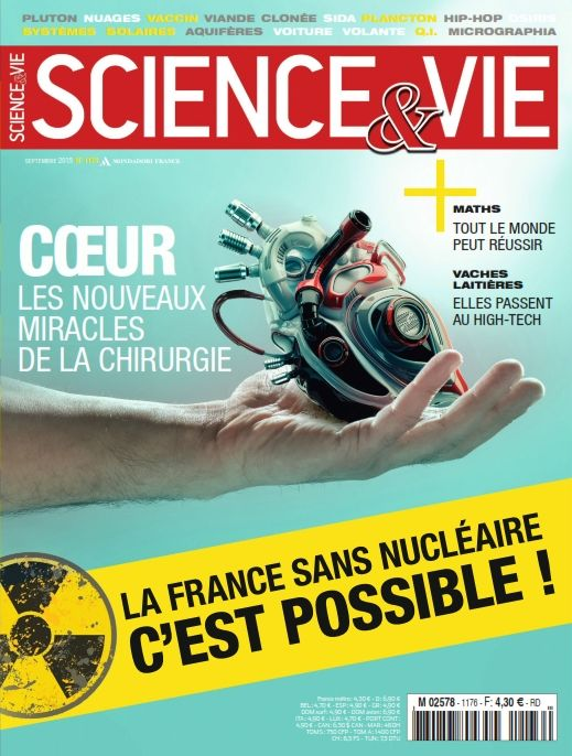Science & Vie 1176 - Septembre 2015