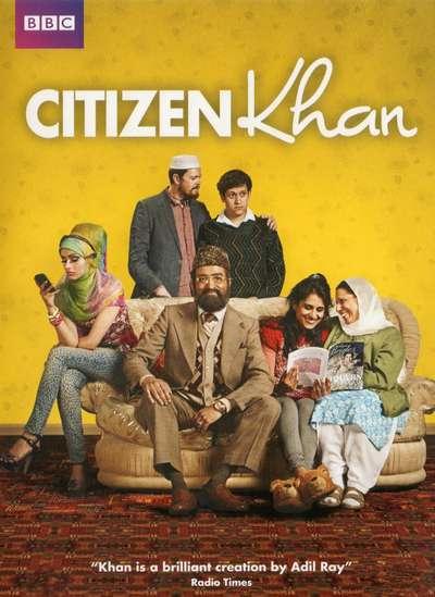 Citizen Khan S01 DVDRip S02 HDTV