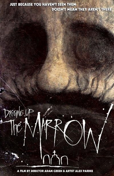 Digging Up The Marrow 2015 Poster