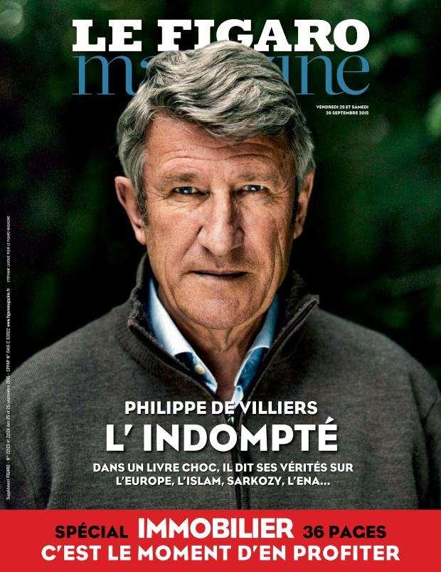 Le Figaro Magazine - 25 Septembre 2015