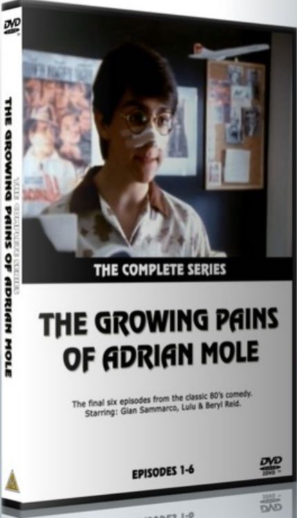 The Growing Pains Of Adrian Mole S01