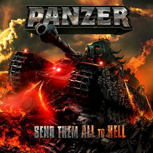 Panzer (Ex-ACCEPT) - Send Them All To Hell (2014)