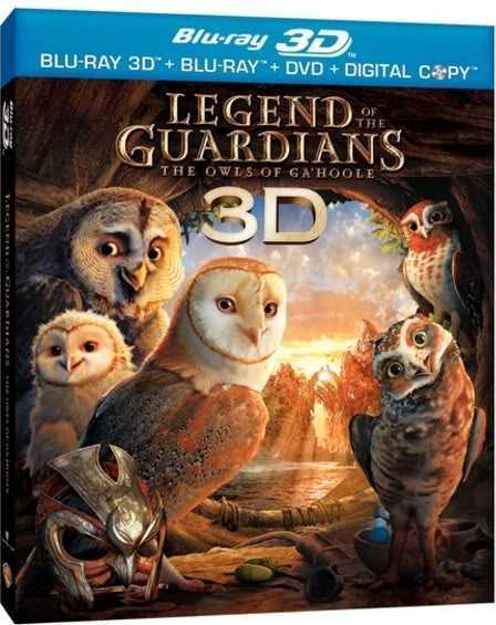 Il Regno di Ga' Hoole - La leggenda dei guardiani (2010) Full Blu Ray 3D AVC DTS-HD ENG DD ITA Sub - DDN
