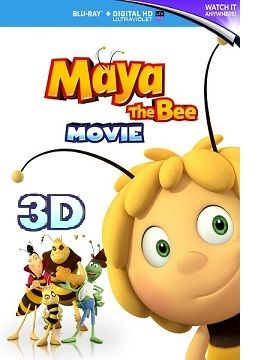 Arı Maya – Maya the Bee Movie 2014 3D BluRay m1080p MKV Türkçe Dublaj