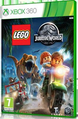 [XBOX360] LEGO Jurassic World (2015) - FULL ITA