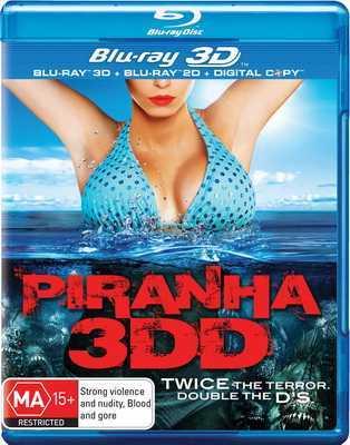 Piranha 3DD (2012) HDFull 1080p Untoched DTS-HD MA ITA ENG Sub - DDN