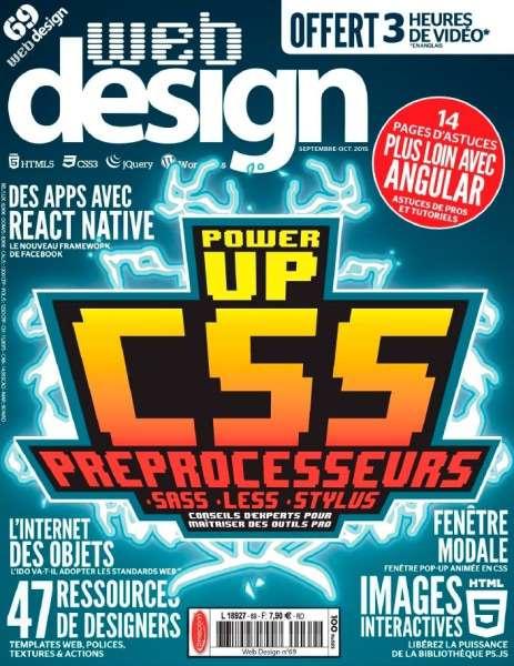 Web Design 69 – Septembre-Octobre 2015