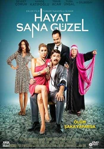 Hayat Sana G�zel - 2014 (Yerli Film) MKV indir