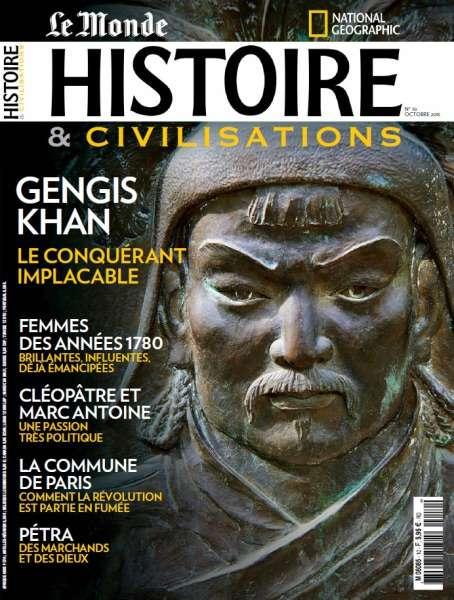 Histoire & Civilisations 10 – Octobre 2015