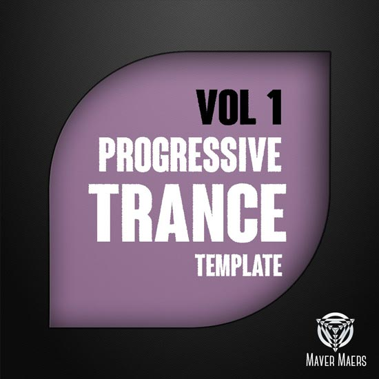 Progressive Trance Logic Pro Template Vol. 1