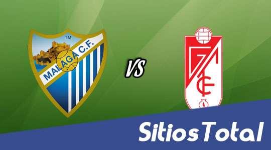 Málaga vs Granada en Vivo - Liga BBVA 2014-2015